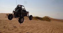 The Revolt Sand Car by Redline Performance Products