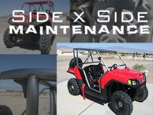 Side x Side Maintenance