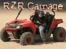 Off Road Magazine RZR Carnage