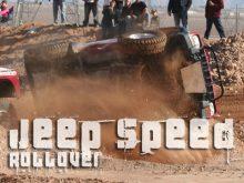 Jeep Speed Rollover Henderson Desert Classic