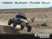 Grease Car Motorsports Veggie Oil Powered Baja Bug