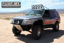 Explorer Prerunner – Pump My Prerunner Episode 1