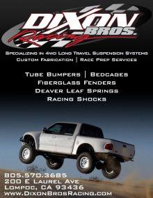 Dixon Bros Racing