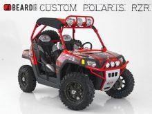 Beard Seats Builds a Custom Polaris RZR
