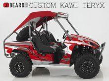 Beard Seats Builds a 2008 Kawasaki Teryx