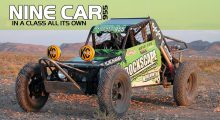 Class 9 Off Road Racing Car Kyle Cox