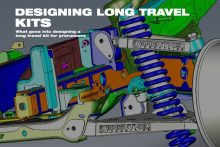 Designing Long Travel Suspension Kits
