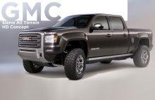 GMC Sierra HD Concept Truck