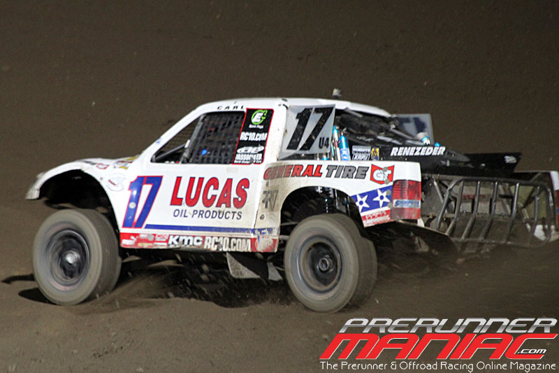 Carl Renezeder takes second in Pro 4 Unlimited for Round 9 at Glen Helen Raceway