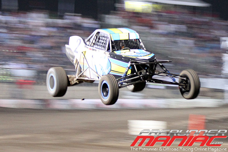Cody Freeman wins Pro Buggy Unlimited for Round 9 at Glen Helen Raceway