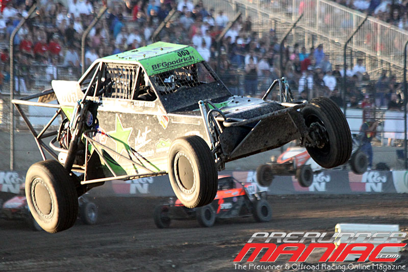 Curt Geer wins Limited Buggy for Round 9 at Glen Helen Raceway