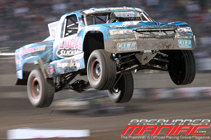 Robby Woods looked fast through most the race and took 2nd in Pro 2 Unlimited for Round 9 at Glen Helen Raceway