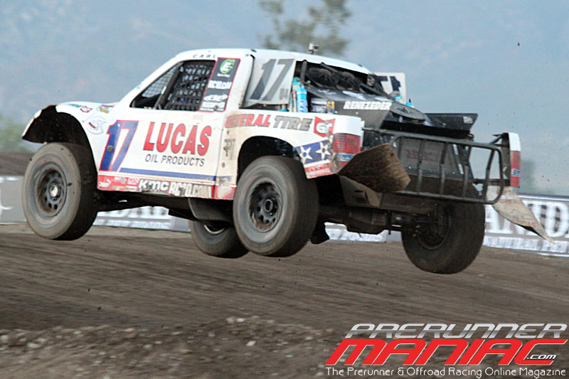 Kyle LeDuc takes second in Pro 4 Unlimited for Round 10 at Glen Helen Raceway