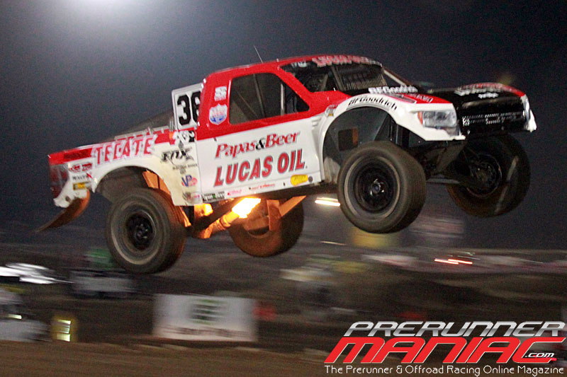 Rodrigo Ampudia takes 3rd place in Pro 2 Unlimited for Round 10 at Glen Helen Raceway