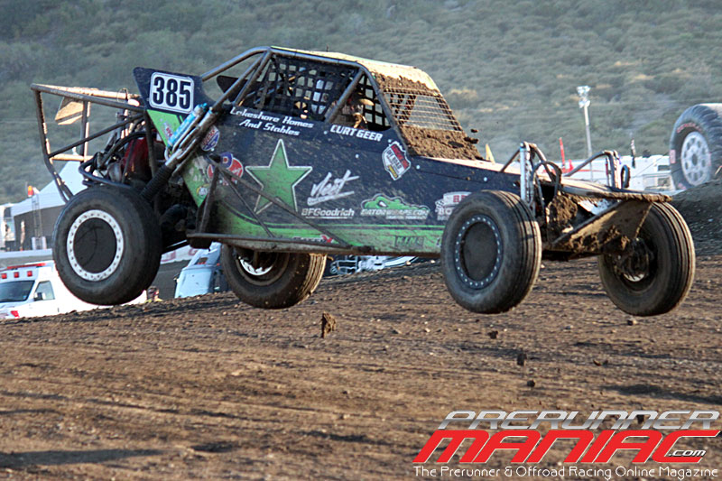Curt Geer takes second in Limited Buggy for Round 10 at Glen Helen Raceway