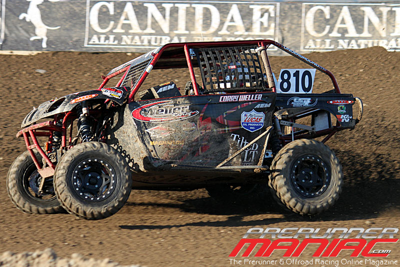 Corry Weller takes 3rd in SR1 for Round 10 at Glen Helen Raceway