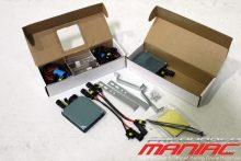 HID Conversion Kit on Explorer Prerunner