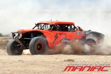 Best in the  Desert Mint 400 2012 Desert Race