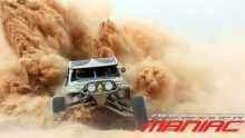Jon Walker in the 1589 Buggy at the Mint 400 2012