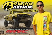 Brandon Arthur A Bright Young Star in Off-Road Racing