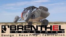 Brenthel Industries 4 Seat Recon Prerunner
