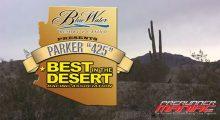 Best in the Desert Parker 425 Race 2013