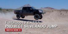 Silverado Prerunner Jumping – FullDroopTV Season 1 Extra