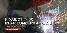 Ford F-150 Rear Prerunner Bumper & Bed Liner – FullDroopTV