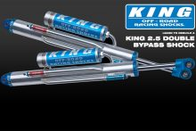 How to Rebuild a King Bypass Shock or Coilover Shock Video