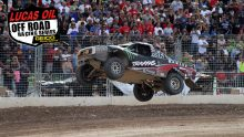 Lucas Oil Off Road Racing Series Round 13 & 14 Las Vegas 2011 Video