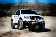 How To Build A Prerunner – Part 1 Front Suspension