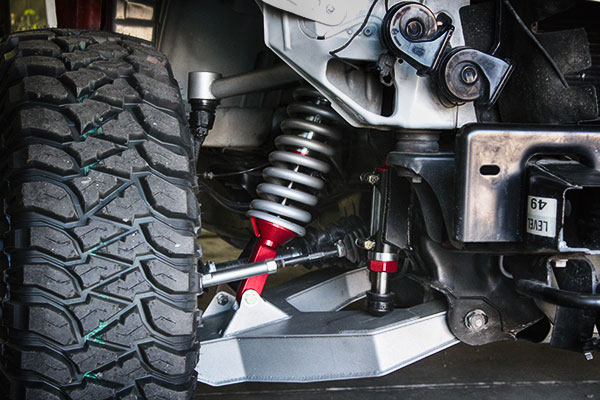 Dixon Bros Racing F150 Long Travel Suspension Kit