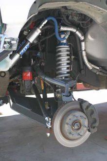 Vegas Dezert Fab 99-06 Silverado 1500 4WD Long Travel Kit