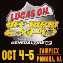 Off-Road Celebrities Descend On Pomona For 2014 Lucas Oil Off-Road Expo