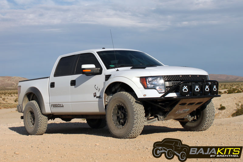 Ford Raptor Jumping