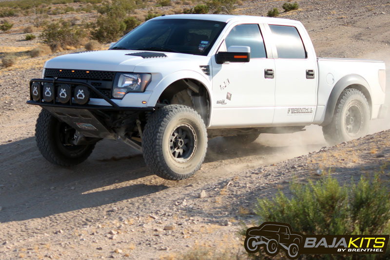 Ford Raptor through the whoops