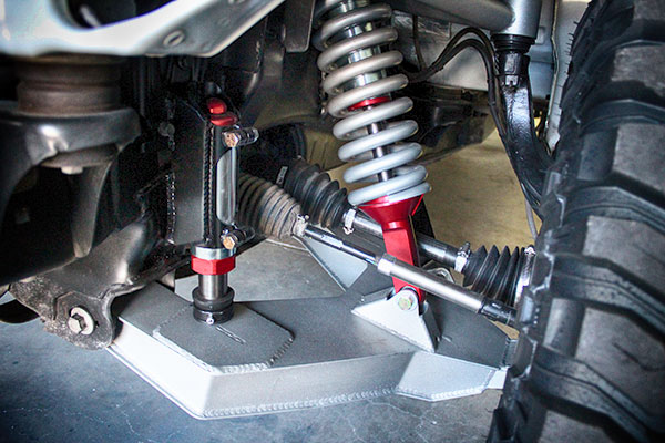 Sway Away Coil Over Shocks and Bumpstops